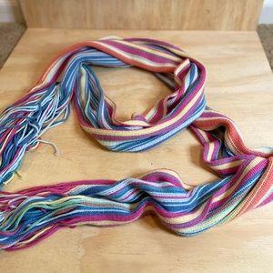 Gap Multi-Color Scarf